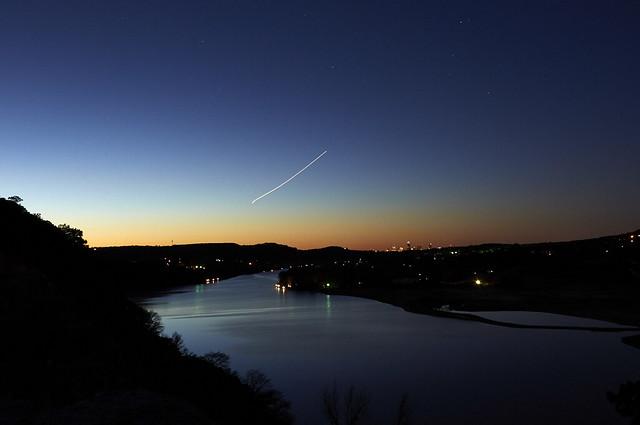 Lake Austin Blue Hour