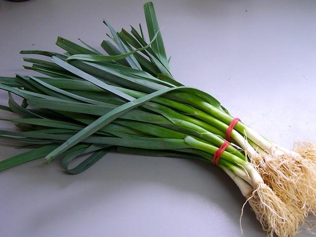 """take large onions and nabatean leeks"""