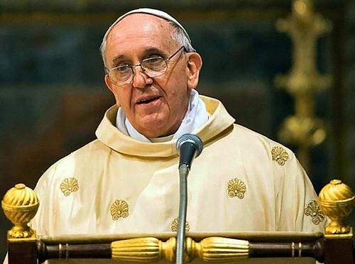 Su Santidad Papa Francisco | by arkhangellohim