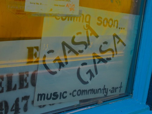 Gasa Gasa to be on Freret Street. Photo by Melanie Merz.