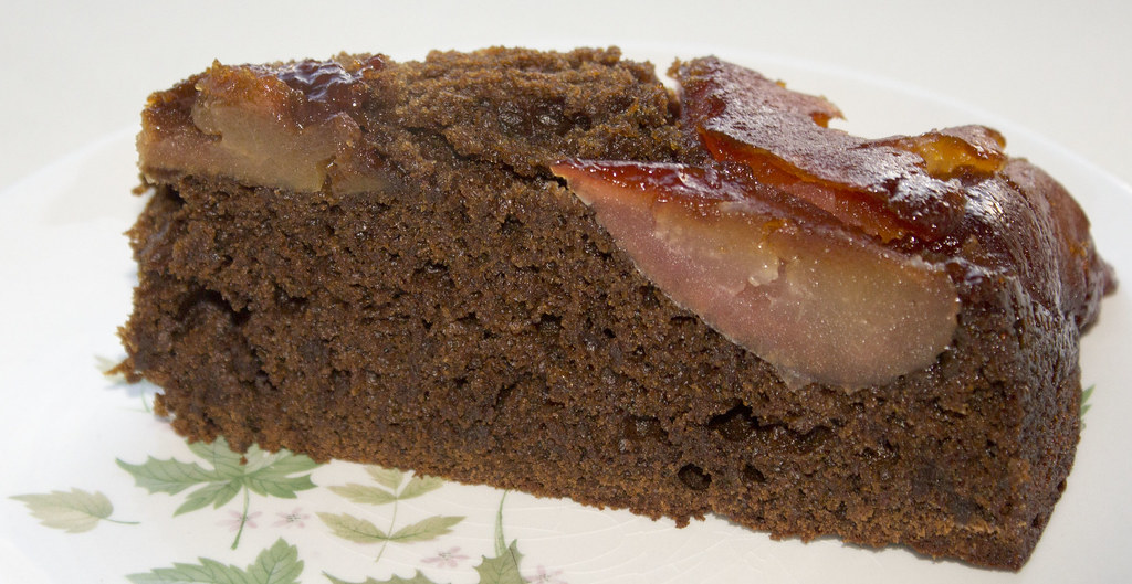 Apple Molasses Upside Down Cake This Is A Great Upside