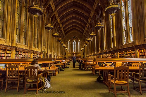 Suzzallo Library Reading Room | by KPortin