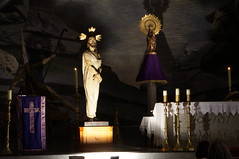 Nuestro Padre Jesus Divino Cautivo y Nuestra Señora del Pilar