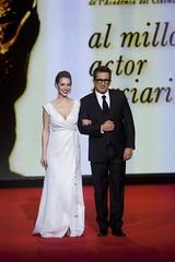 Andreu Buenafuente i Cristina Brondo