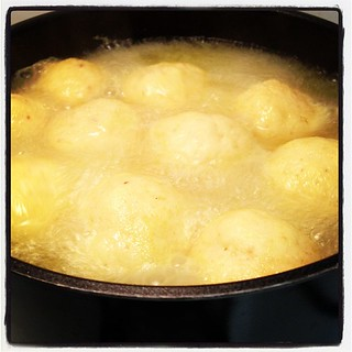 Matzoh Ball Soup! #passover | by julieminevich
