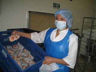 Fábrica de galletas 3