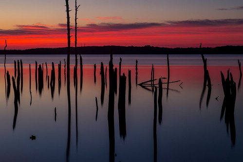 2016 summer dawn sunrise sky clouds water trees manasquan reservoir monmouth county park system howell nj og le