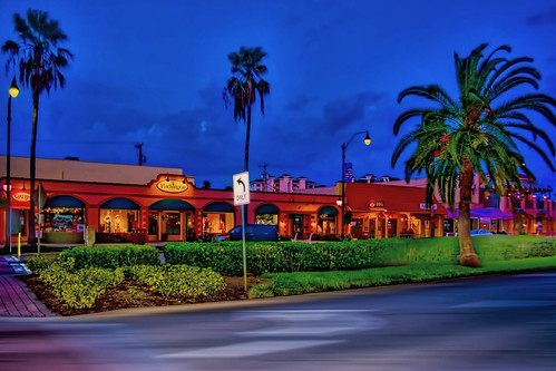 citycityscape downtown urban sunshinestate sarasotacounty venice florida architecture bluehour