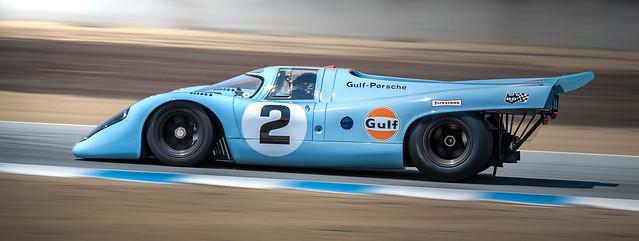 Porsche 917K Monterey Historics 2016