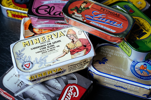 Canned fish   by stijn