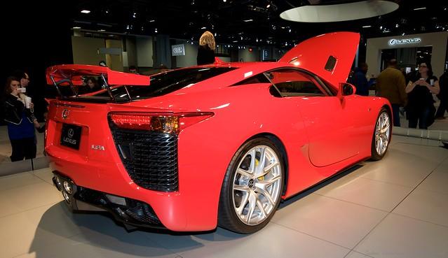 2013 Washington Auto Show - Lower Concourse - Lexus 18