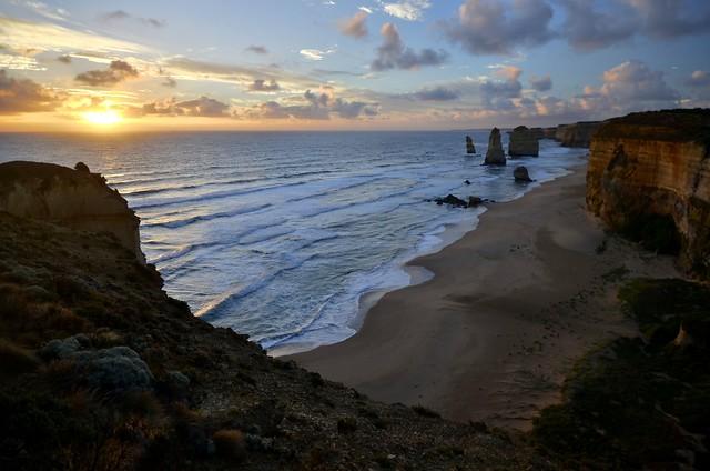 Apostles Sunset