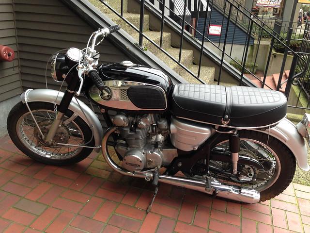 Honda - Outside Reveille
