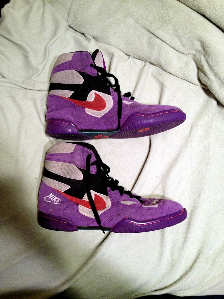 quality design 50619 3df3a ... Nike air reversals size. 11.5, wrestling shoes   by kyle.stout2