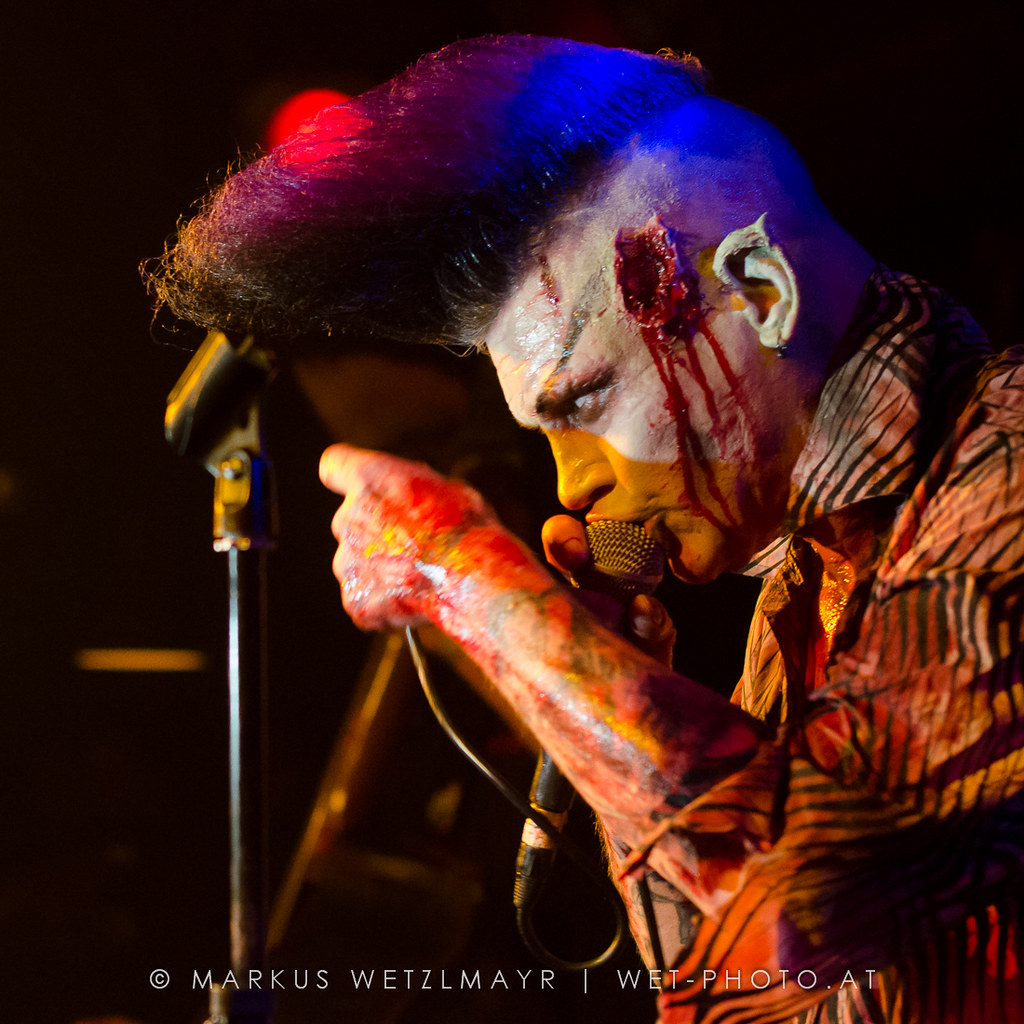 """UK Psychobilly band DEMENTED ARE GO performing live as main act @ GEI Musikclub, Timelkam, Austria on March 1, 2013.  NO USE WITHOUT WRITTEN PERMISSION.  Check it out @ <a href=""""https://www.wet-photo.at/2013/03/demented-are-go-gei-timelkam/"""" rel=""""noreferrer nofollow"""">WET-photo</a> and <a href=""""http://www.facebook.com/wetphoto/"""" rel=""""noreferrer nofollow"""">facebook</a>"""