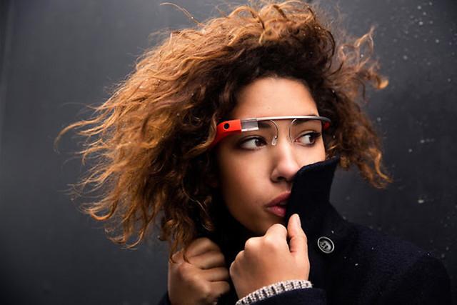 Warby Parker Google Glass