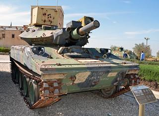 US Army M551 Sheridan Light Tank