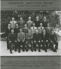 John H Chambers 1945 1946 R.A.C.