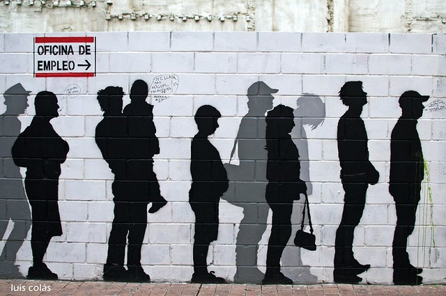 Unemployment Wall