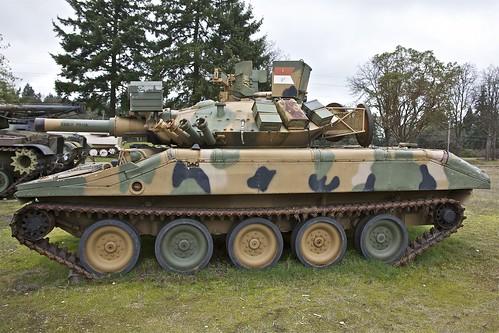 M551A1 Sheridan Light Tank IMG_6216