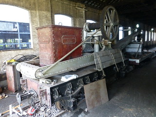 Ransomes & Rapier 10 ton Crane, Butterworth Depot | by PakLes