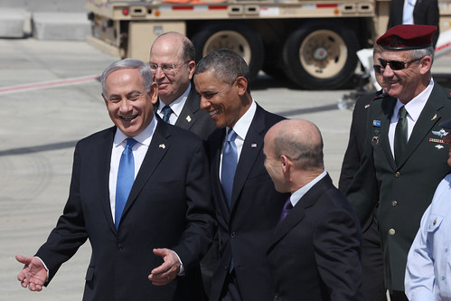 President Obama and PM Netanyahu | by Facts for a Better Future