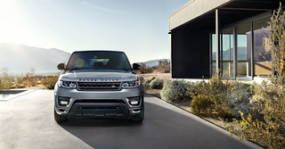 ALL-NEW RANGE ROVER SPORT REVEALED | by landrovermena