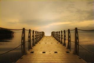 a bridge to nowhere   by s_gulfidan