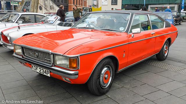 1975 Ford Granada 3 litre Ghia Coupe