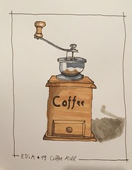 EDiM Day #19: coffee mill