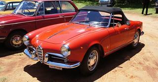 Alfa Romeo 1955-65 Giulietta Spider.   pr.12.17