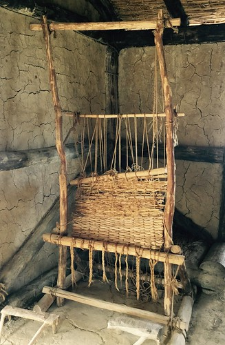 201705 - Balkans - Bay of Bones Museum Loom - 80 of 89 - Nacionalen Park Galicica - Ohrid, Ohrid, May 28, 2017   by mrflip