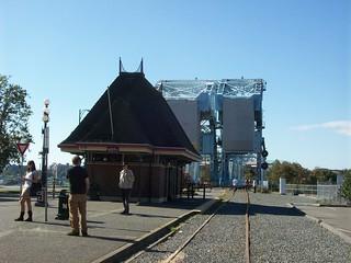 VIA Rail station by Johnson Street Bridge, Victoria BC | by arthurallen_98