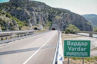 Свечено отворање на автопатска делница Д.Капија - Смоквица | by Влада на Република Северна
