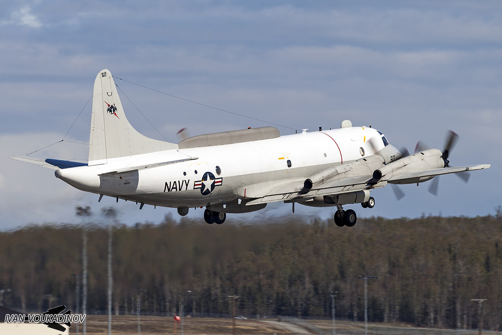 US Navy Lockheed EP 3E Aries II, The EP 3 Aries a variant of