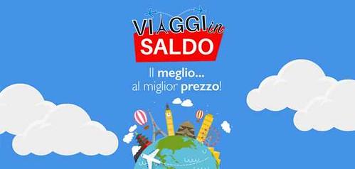 Viaggi in Saldo per Android - viaggi a prezzi stracciati per tutti i gusti!