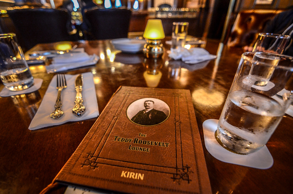 Teddy Roosevelt Lounge table TDS