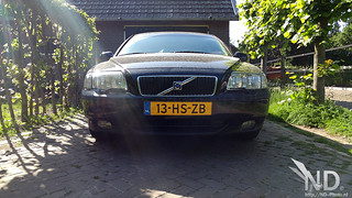 Volvo S80 2.4T Front view | by ND-Photo.nl