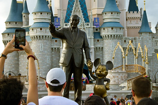 Partners Statue, Magic Kingdom | by Claudio.Ram