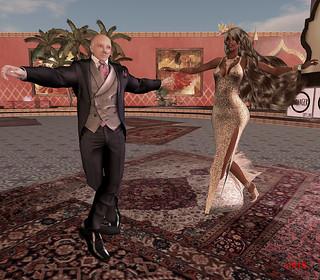 ben Cumhuriyeti baschkani Ismet Inönü'le dans ettim