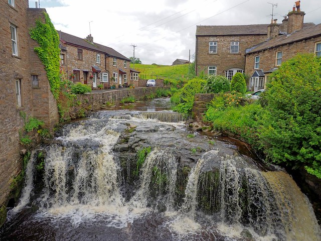 Hawes waterfall