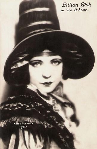 Renée Adorée in La Bohème (1926)