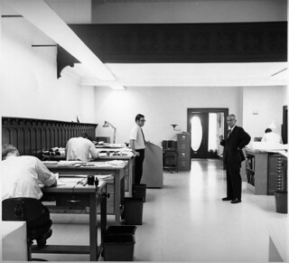 Engineering office, 1969 | by Seattle Municipal Archives