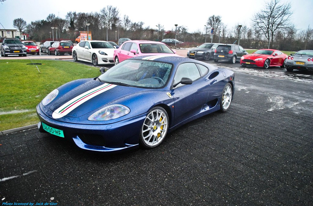 Ferrari 360 Challenge Stradale For Me This Is The Best Fe Flickr