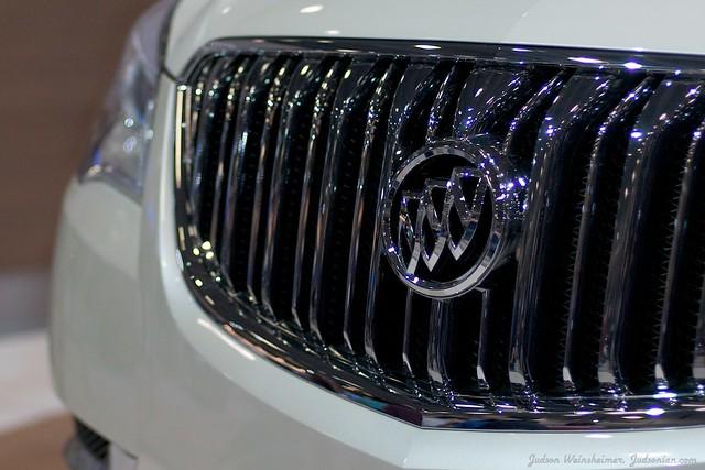 2013 Washington Auto Show - Upper Concourse - Buick 1