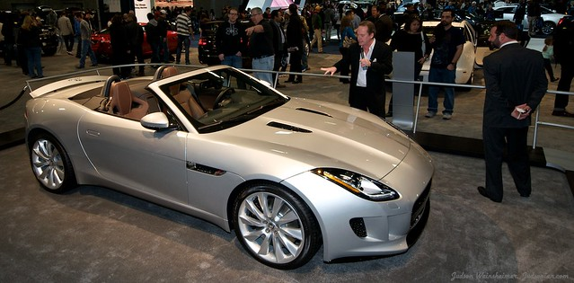 2013 Washington Auto Show - Lower Concourse - Jaguar 8