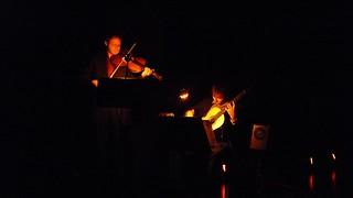 Emlyn Stam och Jacob Kellermann, New European Ensemble