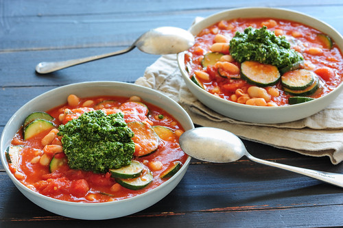 simple minestrone | by jules:stonesoup