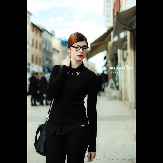Business Girl | Mejika