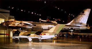 MiG-19, RB-47, USAF Museum